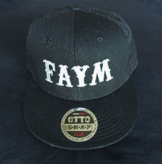 FAYM PRO STYLE MESH BACK CAP